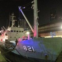 Photo taken at อู่ต่อเรือ กรุงเทพ by MayMay C. on 12/11/2015