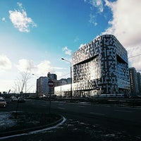 Photo taken at БЦ «Линкор» by Po6bI4 on 3/18/2016