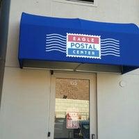 Photo taken at Eagle Postal Center by Carter T. on 5/13/2016