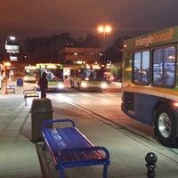 Photo taken at Triangle Transit Regional Transit Center (RTC) by Gabriel J. on 1/21/2014