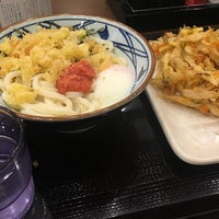 Photo taken at Marugame Seimen by いふ on 4/20/2018