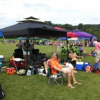 Photo taken at Morven Park Equestrian Center by Larry J. on 6/29/2014
