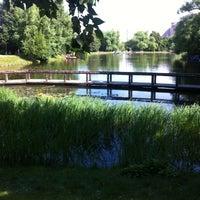 Das Foto wurde bei Воронцовский парк von Жора К. am 6/19/2013 aufgenommen