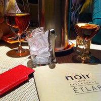Photo taken at Noir et L'or by Жора К. on 6/28/2013