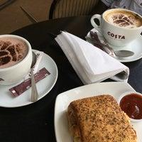 Photo taken at Costa Coffee by Narmadhaa on 4/14/2016
