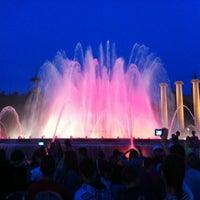 6/6/2013에 Walter G.님이 Plaça d'Espanya에서 찍은 사진