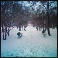 Photo taken at Спартановка by Sasha Yohan on 2/22/2013