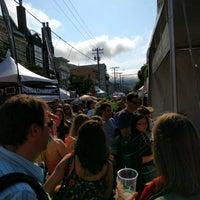 Photo taken at 20th Street Block Party by Jenn N. on 8/20/2016