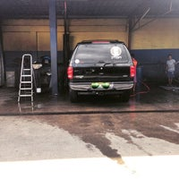 Photo taken at Rhed One Car Wash by Joshua R. on 3/16/2015