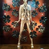 Photo taken at Louis Vuitton by Elio P. on 12/23/2012