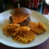 Photo taken at California Burger by Adriana C. on 6/26/2014