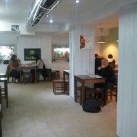 12/10/2012 tarihinde Margot Á.ziyaretçi tarafından Cafeteria Alameda'de çekilen fotoğraf