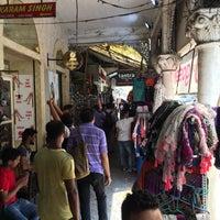 Photo taken at Chor Bazaar (Thieves' Market) by Jessica C. on 4/11/2017