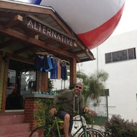 Photo taken at Alternative Apparel by Jessica C. on 7/7/2013