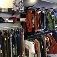 Photo taken at Volcom Store Falmouth by Volcom Stone on 4/11/2013