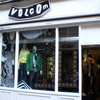 Photo taken at Volcom Store London by Volcom Stone on 2/8/2013