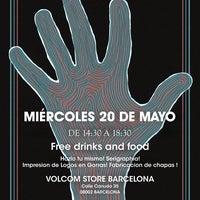 Foto tomada en Volcom Store Barcelona por Volcom Stone el 5/13/2015