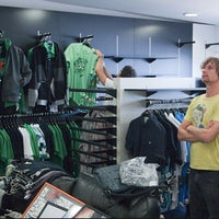 Photo taken at Volcom Store Falmouth by Volcom Stone on 3/22/2013