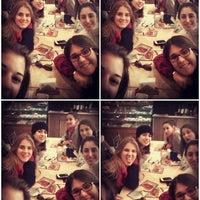 Photo taken at Dünken Cafe by Tefi T. on 6/14/2014