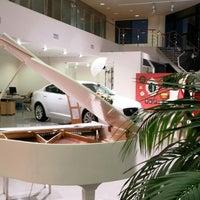 Photo taken at Автоплюс, автосалон Jaguar, Land Rover by Sergey S. on 12/6/2014