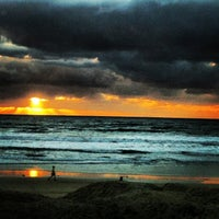 Photo taken at Pacific Beach Shore Club by Kristina K. on 1/28/2013