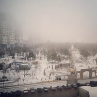 Photo taken at ЦПКиО by Dmitry Z. on 1/7/2014