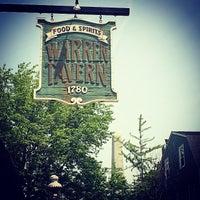 Photo taken at Warren Tavern by Chase K. on 6/17/2014