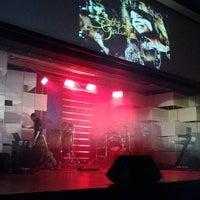 Photo taken at Club Deportivo y Cultural Mauricio Baez by Nagaca G. on 7/28/2013
