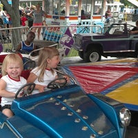 Photo taken at St Joseph County 4-H Fair Grounds by Steve W. on 7/4/2013