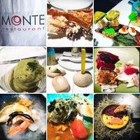 Das Foto wurde bei Restaurant Monte Rovinj von Lennart J. am 11/5/2017 aufgenommen