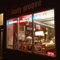 Photo taken at Dusty Groove by David W. on 1/18/2013