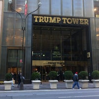 Photo taken at Trump Tower by Andrés L. on 10/16/2012