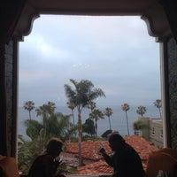 Photo taken at La Valencia Hotel by Kehau L. on 6/19/2013