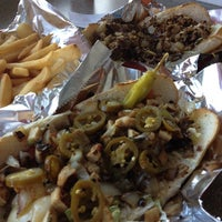 Foto scattata a Philly Steak Subs da 🎀Gretchen🎀 il 3/6/2014