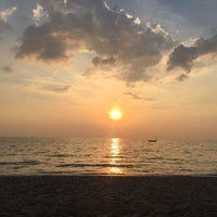 Photo taken at Phra-Ae Beach by Nick D. on 3/8/2017