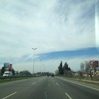 Photo taken at Autopista Ingeniero Pascual Palazzo (Autopista Ruta Panamericana) by Barbara on 8/12/2013