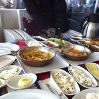 Photo taken at Yalı Cafe & Restaurant by Esra G. on 12/9/2012