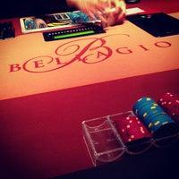 Photo taken at Bellagio Poker Room by Rodrigo V. on 1/11/2013