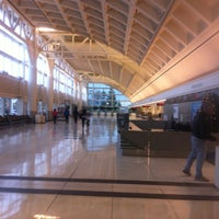 Photo taken at Ontario International Airport (ONT) by Michael A. on 12/26/2012