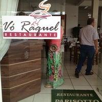Photo taken at Restaurante Vó Raquel by Janaina G. on 2/14/2013