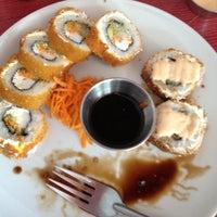 Photo taken at Sushi Midori by Meño M. on 9/16/2012
