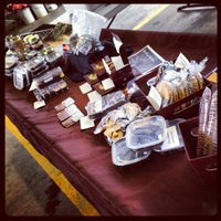 Photo taken at Charlotte Regional Farmer's Market by Andy C. on 10/27/2012