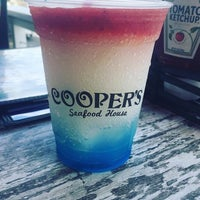 Photo taken at Coopers Seafood House by Coopers S. on 8/22/2016