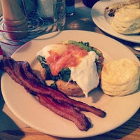 Photo taken at Early Girl Eatery by Sarah S. on 12/29/2012
