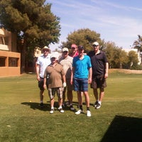 Photo taken at Orange Tree Golf Resort by Jason H. on 4/12/2013