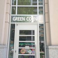 Photo taken at Green Corner by Ryan S. on 6/25/2013