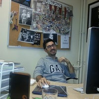 Photo taken at Yeditepe University VCD Department by Semih S. on 9/2/2013