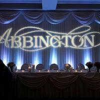 Photo taken at Abbington Distinctive Banquets by Brian M. on 2/1/2013