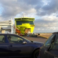 Photo taken at Tallink M/S Star by Sergey S. on 11/7/2012