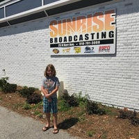 Photo taken at Sunrise Broadcasting by April R. on 5/15/2017